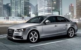 Кредитный калькулятор для автомобилей Audi