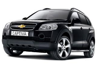 Кредитный калькулятор для автомобилей Chevrolet Captiva