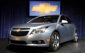 Калькулятор кредитов на автомобили Chevrolet Cruze
