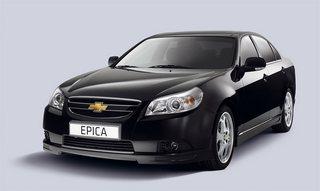 Кредитный калькулятор для автомобилей Chevrolet Epica