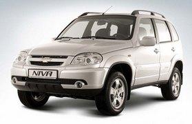 Кредитный калькулятор для автомобилей Chevrolet Niva