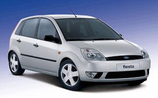 Кредитный калькулятор Ford Fiesta