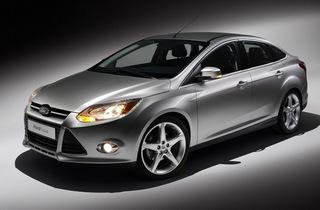 Калькулятор кредита на покупку автомобиля Ford Focus 3