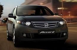 Кредитный калькулятор на автомобили Honda Accord