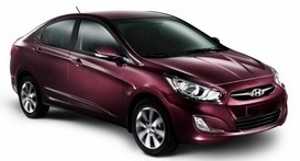 Кредитный калькулятор автомобилей Hyundai