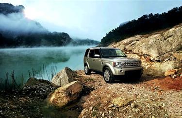 Калькулятор кредитов на автомобили Land Rover