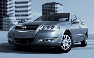 Калькулятор кредитов на приобретение автомобилей Nissan Almera