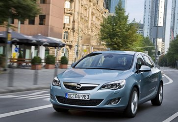 Калькулятор автокредита на покупку Opel Astra