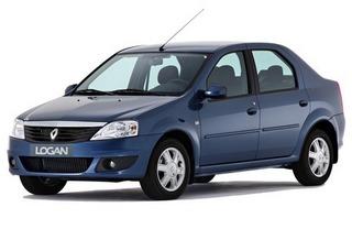 Калькулятор кредитов на автомобили Renault Logan