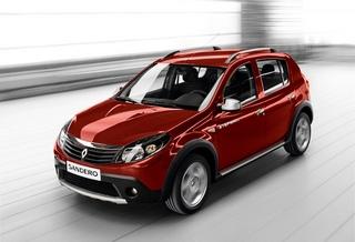 Калькулятор кредитов на автомобили Renault Sanderо Stepway