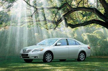 Калькулятор автокредита на покупку Toyota Camry