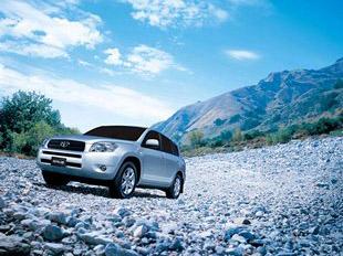Кредитный калькулятор Toyota Rav 4