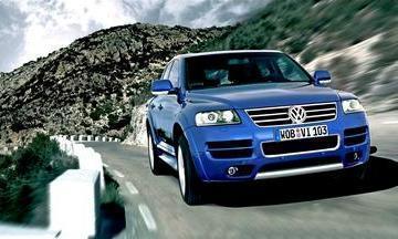 Кредитный калькулятор автомобилей Volkswagen Touareg